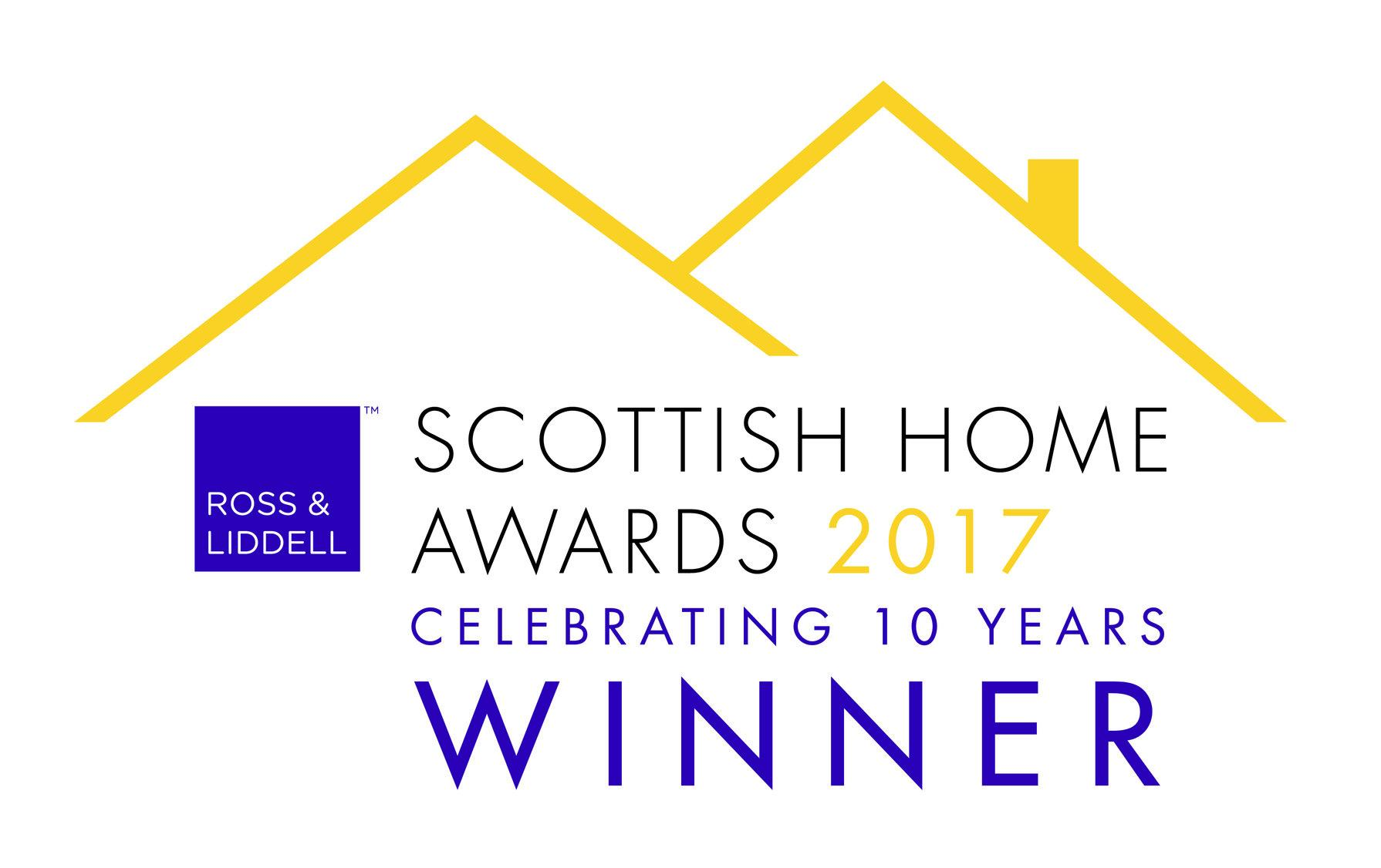 Scottish Home Awards Winners 2017 Logo - resized